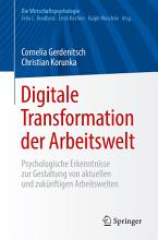 Digitale Transformation der Arbeitswelt PDF