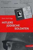 Hitlers j  dische Soldaten PDF