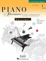 Piano Adventures : Level 4 Theory Book Christmas Book