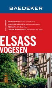 Baedeker Reiseführer Elsass, Vogesen: Ausgabe 11