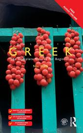 Colloquial Greek: Edition 2