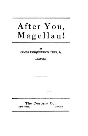 After You  Magellan