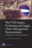 The F100 Engine Purchasing and Supply Chain Management Demonstration PDF