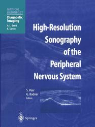 High Resolution Sonography Of The Peripheral Nervous System Book PDF