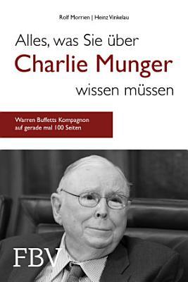 Alles  was Sie   ber Charlie Munger wissen m  ssen PDF