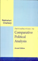 Introduction To Comparative Political Analysis Book