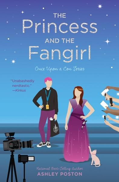 Download The Princess and the Fangirl Book