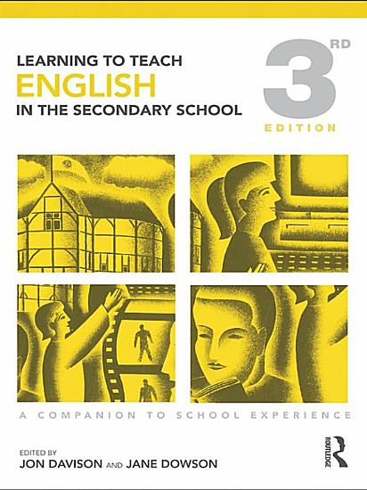 Learning to Teach English in the Secondary School PDF
