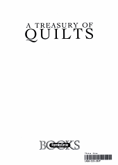 A Treasury of Quilts PDF