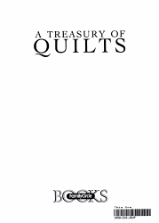 A Treasury Of Quilts Book PDF