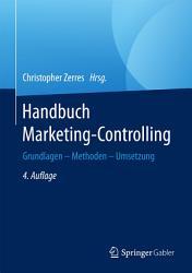Handbuch Marketing Controlling PDF