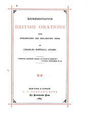 William Pitt. Charles James Fox. Sir James Mackintosh. Lord Erskine
