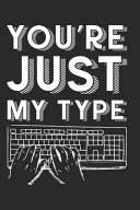 You re Just My Type PDF