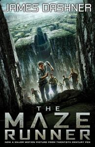 The Maze Runner  movie tie in  Book