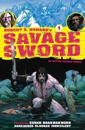 Robert E. Howard's Savage Sword #1