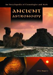 Ancient Astronomy Book PDF
