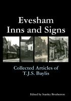 Evesham Inns and Signs PDF