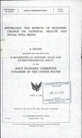 Estimating the Effects of Economic Change on National Health and Social Well being PDF