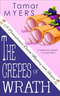 The Crepes of Wrath Book