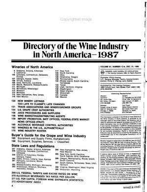 Wines   Vines
