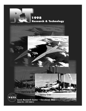 Research & Technology 1998
