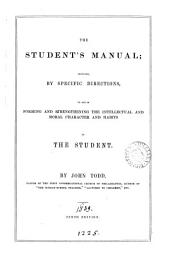 The student's manual
