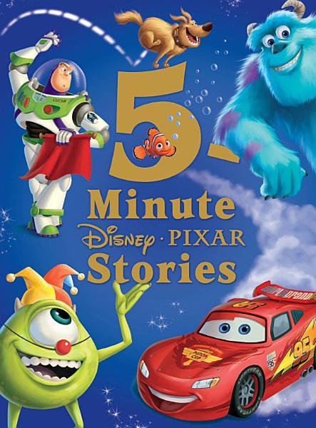 Download 5 Minute Disney Pixar Stories Book