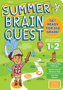 Summer Brain Quest  Between Grades 1   2 Book