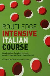 Routledge Intensive Italian Course Book PDF