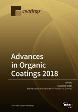 Advances in Organic Coatings 2018