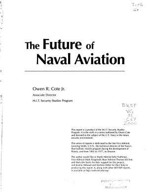 The Future of Naval Aviation