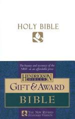 NRSV Gift and Award Bible