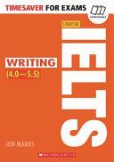 IELTS Starter - Writing