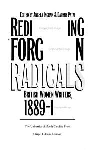 Rediscovering Forgotten Radicals PDF