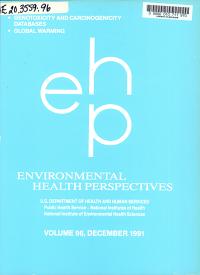 Environmental Health Perspectives