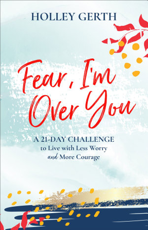 Fear  I m Over You  Ebook Shorts