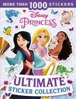 Disney Princess Ultimate Sticker Collection