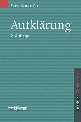 Aufkl  rung PDF