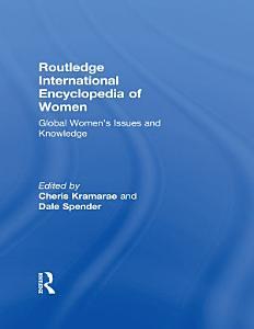 Routledge International Encyclopedia of Women PDF