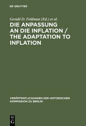 Die Anpassung an die Inflation / The Adaptation to Inflation