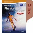 Essential Physics for Cambridge IGCSE PDF