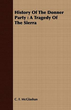 History of the Donner Party PDF