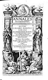 Annales ecclesiastici ... Ed. novissima: Volume 2