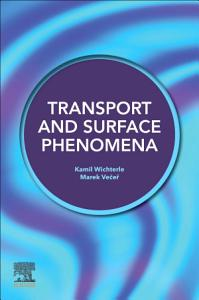 Transport and Surface Phenomena PDF