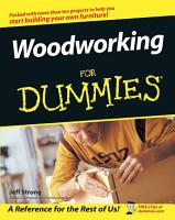 Woodworking For Dummies PDF