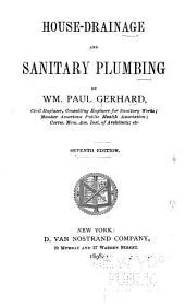 House Drainage and Sanitary Plumbing