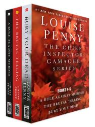 The Chief Inspector Gamache Series Book PDF