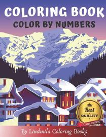 Coloring Books   Color By Numbers   Series 1