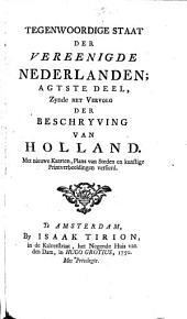 Tegenwoordige Staat der Vereenigde Nederlanden: Volume 8