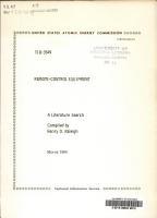 Remote control Equipment PDF